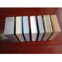China UV Coating Reinforced Calcium Silicate Board Thermal Insulated Curtain Wall wholesale