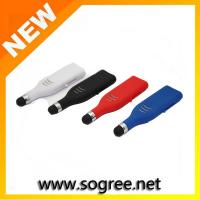 Buy cheap Plastic Promotional Pens USB Flash Drive Touch Style from wholesalers