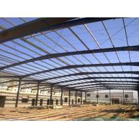 China Light Poultry Farm Steel Framing House High Strength Structural Steel Angles wholesale