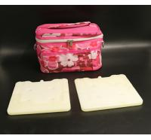 China Square Hard Hdpe Reusable Heat Packs Storage Hot Ice Pack 20 X 20 X 1.5cm wholesale