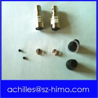 China wholesale solder 4pin Industrial Miniature Connectors Hirose Equivalent power supply connector wholesale