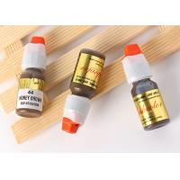 China Private Label Permanent Makeup Tattoo Ink Pigment For Cosmetics on sale