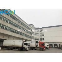 China Quick Freezing Industrial Cold Storage With Multi Copeland Compressor wholesale