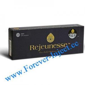 China Rejeunesse dEEP, Dermal fillers : belotero,Juvederm, Radiesse , Forever-Inject.cc wholesale