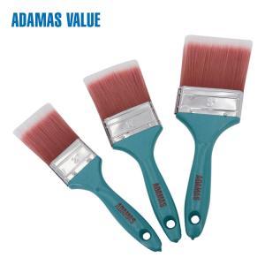 China Long Wooden Handle Large Paint Brush , Easy Washing Long Bristle Paint Brush on sale