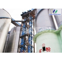 China Belt Bucket Elevator For Cement Storage wholesale