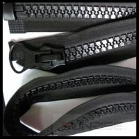 China High quality big size plastic zipper in #20 for sale wholesale