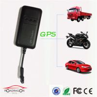 OEM GPRS Long Battery Life SMS GPS Tracker For Car Monitoring Manufactures