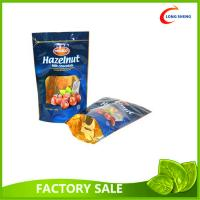 China Strong Sealing Reclosable Plastic Bags , Stand Up Pouch Packaging on sale