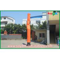 China Giant Cute Parachute Material Inflatable Air Dancer With Logo wholesale
