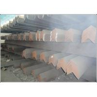China Structural Beam Galvanized Steel Angle , Cutting / Bending / Drilling Hole L Angle Steel wholesale