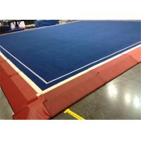 """China 1.25"""" 25mm Xpe Folding Gymnastic Mat Tape Connect wholesale"""
