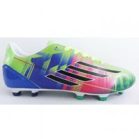 Customized Comfortable Outdoor Soccer Shoes With PU Upper/TPU Outsole