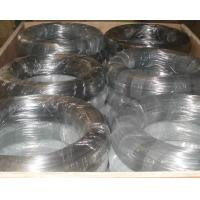 Low Carbon Mild Steel Galvanized Iron Wire Binding For Meshes / Spring Wire