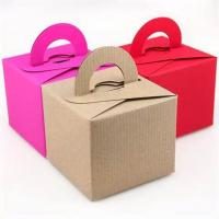 China paper box without glue wholesale