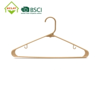 """China 16.5*9.3"""" Heavy Duty Plastic Clothes Hangers wholesale"""