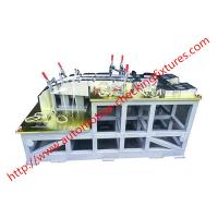 Buy cheap Durable Checking Fixture Components , Sheet Metal Fixtures Inr Plate Assy CTR COLUMN LH from wholesalers