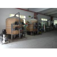 China Reverse Osmosis Ion Exchange Filtration System 30TPH 250 RO Drinking Water Purifier wholesale