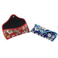 China soft spetacles cases for ladeis and kids wholesale