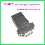 China Lexia-3 Peugeot Citroen KeyPad Immobilizers Unlock Software wholesale