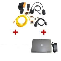 Quality bmw Diagnosis Tool For All bmw Cars diagnois full set include d630 laptop for sale