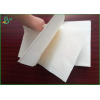 Creamy Offset Printing Paper 80gsm 100gsm Light Yellow Color For Notebook Printing