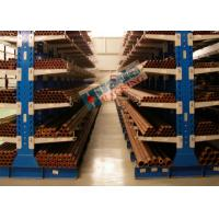 China Durable Double Sided Cantilever Rack Galvanized Warehouse Racking Shelves wholesale