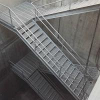 China Round Channel-shaped Safety Grating - Non-skid Plate wholesale
