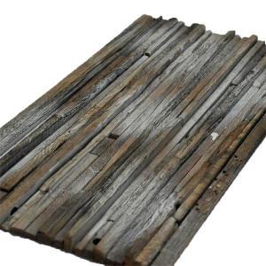 China High Grade Natural Wood Panels Walls / Decorative Wood Boards For Home Wall wholesale