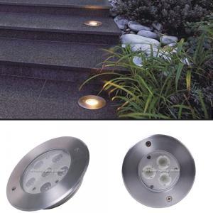 China EMC Test Paaed CRI 85 Aluminum Material Housing LED Underground Light wholesale