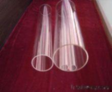 China Purity Clear Quartz Tube wholesale