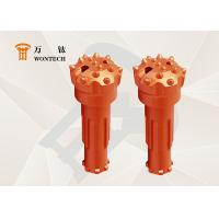 China Toughness BR DTH Drill Bit Forged Alloy Steel Material For Blast Hole Drilling wholesale