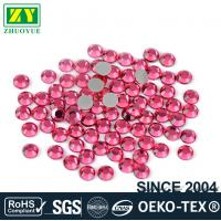 China Loose Ss10 Hotfix Rhinestones Glass Material For Nail Art / Home Decoration wholesale