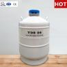 China Tianchi Liquid nitrogen biological container 20L50mm Liquid nitrogen tank YDS-20-50 Cryogenic vessel 20L wholesale