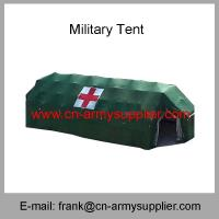 China Wholesale Cheap China Military Green Field Emmergency Hospital Army Police Tent wholesale