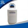China Tianchi Liquid nitrogen container 10L Liquid nitrogen tank YDS-10 Cryogenic vessel 10L50mm aluminium alloy wholesale