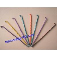 China Static Spraying Plastic Sprial Bicycle Spokes wholesale