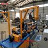 China China  Full Automatic 3mtr Width Double Wire Feeding Diamond Fence Mesh Making Machine wholesale