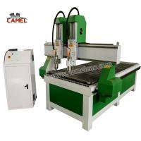 China CA-1325 Best Quality Hot Sale 2 Spindles Cnc Router 1325 With Linear Guide Rail For Sale wholesale