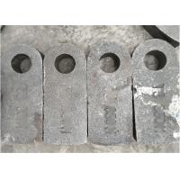 China Mining Industry Hammer Crusher Spare Parts High Manganese Steel Hammers wholesale