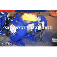 China 380v Portable Three Phase Steel Electric Wire Rope Hoist , Electric Winch 2 Ton wholesale