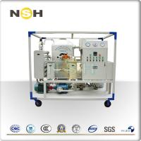 China Multi Function Insulation Oil Purifier Filling Vacuum Pumping Drying Industrial on sale