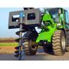 China Big Hydraulic Steer Front End Shovel Loader For Sale wholesale