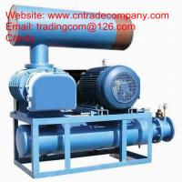 China Supply China Hot Sale Roots Blower Compressor with high pressure wholesale