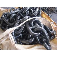 Buy cheap Stud link anchor chain for ship from wholesalers