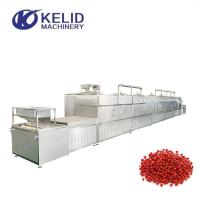 China 2018 Hot Sale Automatic Grain Microwave Curing And Drying Equipment wholesale