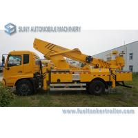 China DONGFENG KINGRUN 23M Hydraulic Articulated Booms High-Altitude Operation Truck wholesale