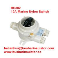 China 10A marine nylon boat accessories switch HS302 switch power handware in bulk wholesale
