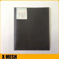 China High quality 14mesh*0.55mm door window screens for russia market on sale