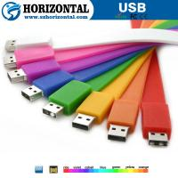 Buy cheap Bulk Cheap Silicon 8GB USB Flash Drives 4GB Silicon USB Bracelet/Wristband USB from wholesalers